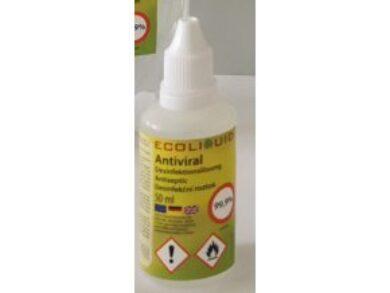 Antiviral dezinfekční roztok 50ml(174410155)