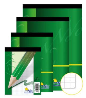 Blok A4 /50ls čtvereček(212210002)