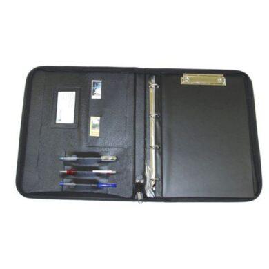 Desky konferenční - portfolio A4 1210 černá(252490355)
