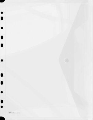 Desky spis. A4 PVC s euroděrováním a drukem, čiré(174460178)