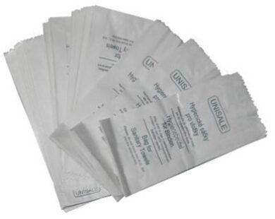Sáčky hygien.papír. 1000ks(176180016)