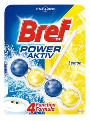 Bref Power aktiv WC blok 50g  (143210025)