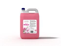 Mýdlo tekuté LAVON 5 l-Tekuté mýdlo pro čisté, hebké a voňavé ruce