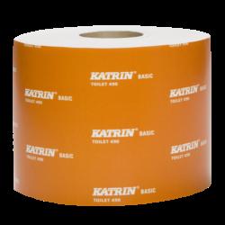 Toalet.papír Katrin 490 út., 2 vrst.