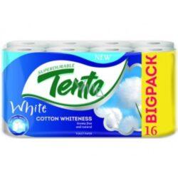 Toalet.papír Tento White 2 vrstvý