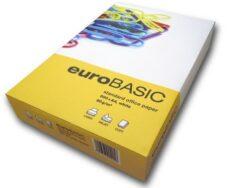 Papír A4, EUROBASIC 500ls/bal.-EUROBASIC A4, 80g, 500 archů v balení