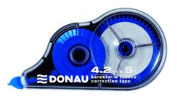 Korekční strojek 4.2 mm / 5 m DONAU-Opravný strojek pro snadné použití.