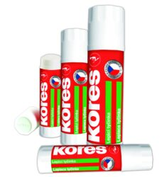 Lepidlo Kores tuhé 20 g-Lepicí tyčinka vysouvací.