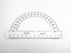 Pravítko úhloměr 12cm