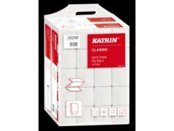 Ručníky papírové ZZ Katrin Classic 2 vrstvé, 4000 ks/kart.