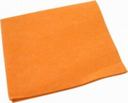 Hadr na podklahu oranžový (Petr)
