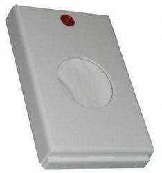 Zásobník na hygienické sáčky - bílý-Zásobník na hygienické sáčky bílý