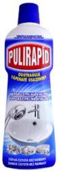 Madel Pulirapid Classico 750 ml-Pulirapid 750 ml na rez a vodní kámen.