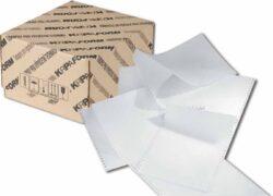 """Tabelační papír 240 x 12"""", 1+2, 750 ks, NCR"""