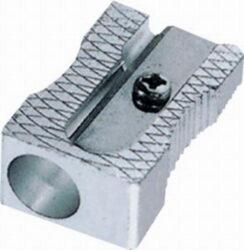 Ořezávátko kovové jednoduché