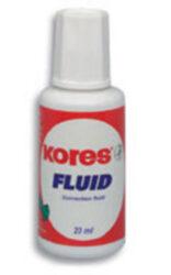 Opravný lak FLUID se štětečkem 20 ml-Opravný lak se štětečkem.