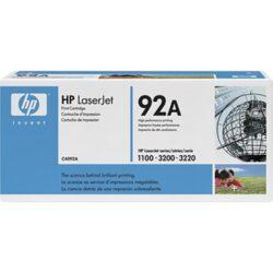 HP Laserjet 1100 orig. C4092A-Laser toner pro HP LJ 1010-15 2.000 str., originál.