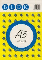 Blok A5 /50ls čistý REC