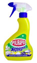 Madel Pulirapid Sgrasso Tutto 500 ml s pumpou-Pulirapid SgrassoTutto 500 ml odmašťovač.