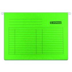 "Desky závěsné DONAU, typ""V"", zelené-Závěsné desky do karotéky na formát A4."