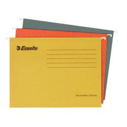 "Desky závěs.Pendaflex REC,typ""V"",žluté"