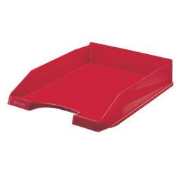 Zásuvka odkládací Europost, červená
