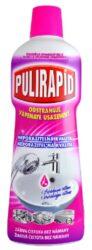 Madel Pulirapid Aceto 750 ml-Pulirapid 750 ml Aceto obsahuje nejen účinné kyseliny, které odstraní veškerou špínu, ale i přírodní ocet, který zanechá čištěný povrch třpytivý a eliminuje nežádoucí pachy.