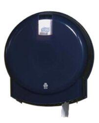 Zásobník toal.papíru Tork T-Box Mini, modrý-DOPRODEJ !