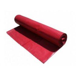 Pytel odpadní 60mi - 70x110cm, červený