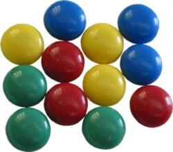 Magnety kulaté 40 ks, 2cm