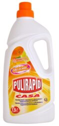 Madel Pulirapid Casa 1500 ml-Pulirapid Casa je ideální pomocník při efektivním úklidu s výsledkem dokonalé hygieny.