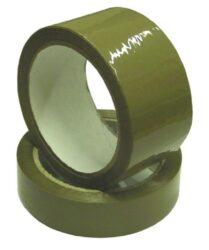 Páska samolepící 48mm x 66m hnědá (solvent)