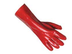 Rukavice REDSTART povrstvené PVC