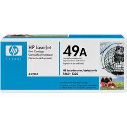 HP LaserJet 1160, 1320 Q5949A-Laser toner pro HP LJ 1160/ 1320, 2.500 str.,originál.