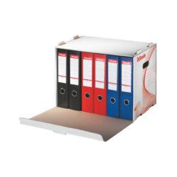 Kontejner archivační na pořadače (6x80mm, 10x50mm) Esselte