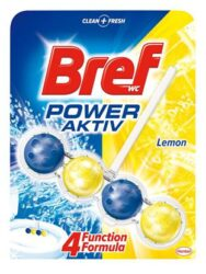 Bref Power aktiv WC blok 50g
